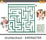 cartoon vector illustration of... | Shutterstock .eps vector #640466704