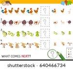 cartoon vector illustration of... | Shutterstock .eps vector #640466734