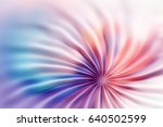 colorful ripple background | Shutterstock . vector #640502599