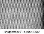 metal texture with scratches... | Shutterstock . vector #640547230
