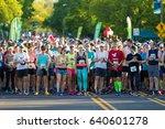2017 eugene marathon race   Shutterstock . vector #640601278