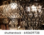 Turkish Chandeliers Made Of...