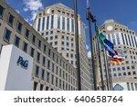 cincinnati   circa may 2017 ... | Shutterstock . vector #640658764