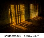 shadows in angkor wat  cambodia    Shutterstock . vector #640673374