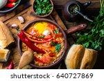 Latin American Food. Picante...