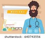 doctor concept design | Shutterstock .eps vector #640743556