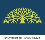 Tree Logo Vector Stylized...
