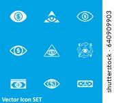 money eye icon