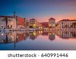 split. beautiful romantic old...   Shutterstock . vector #640991446