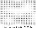 abstract halftone dotted... | Shutterstock .eps vector #641020534