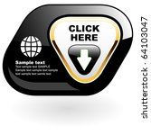 download button. vector...