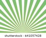 sun rays | Shutterstock .eps vector #641057428