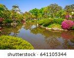 Scenic Landscape Of Osaka...