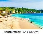 bali  indonesia   march 17 ... | Shutterstock . vector #641130994