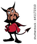 devil   Shutterstock .eps vector #641172310
