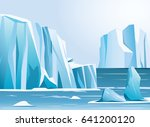 Vector Illustration Arctic...
