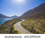 Hout Bay Chapmans Peak Mountai...
