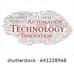 conceptual digital smart...