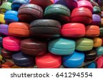Many Colorful Glasses Case...
