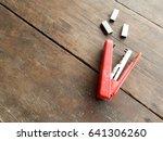 staple | Shutterstock . vector #641306260