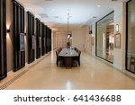 bangkok thailand may 9 2017 ...   Shutterstock . vector #641436688