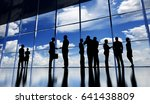 business group concept... | Shutterstock . vector #641438809