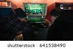 russia  saint petersburg   9... | Shutterstock . vector #641538490