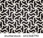 seamless vector pattern with... | Shutterstock .eps vector #641568790