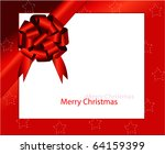 christmas frame   Shutterstock .eps vector #64159399