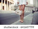 closeup details of summer...   Shutterstock . vector #641607799
