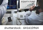 stock market exchange economics ... | Shutterstock . vector #641610964