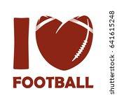 football love | Shutterstock .eps vector #641615248