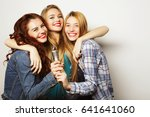 life style  happiness ... | Shutterstock . vector #641641060