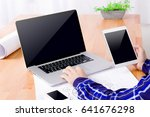 software   cad engineer's... | Shutterstock . vector #641676298