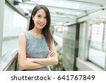 businesswoman portrait | Shutterstock . vector #641767849
