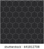 abstract minimal pattern...   Shutterstock .eps vector #641812708