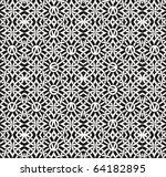 vector seamless texture | Shutterstock .eps vector #64182895