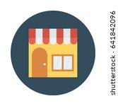 shop   Shutterstock .eps vector #641842096