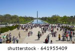 main tourist attraction in... | Shutterstock . vector #641955409