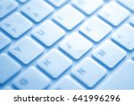 keyboard | Shutterstock . vector #641996296