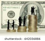 growth. business concept. 3d... | Shutterstock . vector #642036886