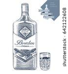 hand drawn vector illustration... | Shutterstock .eps vector #642122608