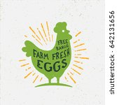 Free Range Farm Fresh Eggs....