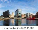 View Of Albert Dock And Three...