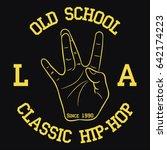 Los Angeles Hip Hop Typography...