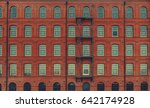 Huge Red Brick Classic...