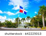 Flag Of Dominican Republic ...