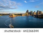 sydney   july 1  opera house... | Shutterstock . vector #642266344