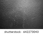 metal texture with scratches... | Shutterstock . vector #642273043