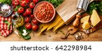Italian Food Ingredients For...